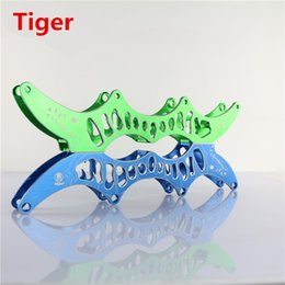 Wholesale Tiger X100mm X110mm Inline Speed Skating Frame High Strengthen Aluminium Alloy Speeding Roller Skates Frames