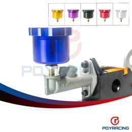 Wholesale PQY STORE HIGH QUALITY Hydraulic Drift Handbrake Oil Tank for Hand Brake Fluid Reservoir E brake PQY4611
