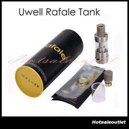 Authentic Uwell Rafale Tank 5ml Top Fill Sub ohm Tank in Stock