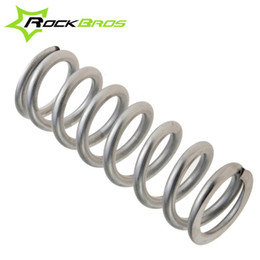 ROCKBROS Mountain Bike Front & Rear Coil Spring Bicycle Coil Spring Suspension Shock