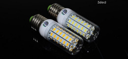 Wholesale High Bright Wall LED corn lamp E27 E14 G9 W LEDs V High Quality SMD Led light Con LED Bulb lighting