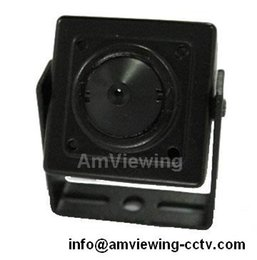 Wholesale Fast Delivery SONY EX View CCD TVL Super Low lux B W Mini CCD Camera with audio