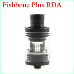 new FISHBONE PLUS RDA FISHBONE RDA FISHBONE v2 RDA FISHBONE plus atomizer nuke rda fishbone clone rebuildable dripping atomizer in stock