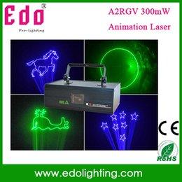 Wholesale RGV mW dj Animation Laser Disco Carton laser lighting