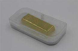 Wholesale 2015 Китай поставщика Слиток OTG реального GB USB флэш накопитель флэш накопитель в металлическом OTG G Pendrive флэшки доставка DHL
