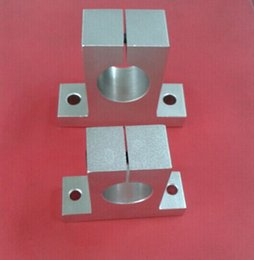 50pcs SK20 20mm linear rail support Shaft Support CNC Router SH20A CNC parts