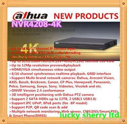 DHAUA Beneficio NVR 8 16 32CH 1U 4K Network Video Recorder Latest Model with Onvif 2.4 Support 2HDD NVR4208-4K