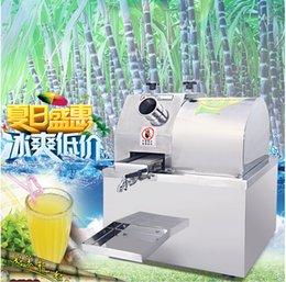 Wholesale Multifunctional juice machine cane machine table type electric storage battery cane sugar cane machine with storage battery sugarcane machin
