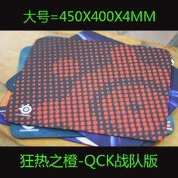 Wholesale X400X40MM OEM SteelSeries Mouse Pad QCK NAVI Natus Vincere Asphalt IG FNATIC frostblue SK NIP MLG DOTA2 Gaming Mouse Pad