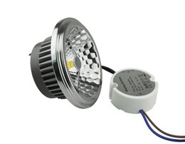 TUV ERP SAA CE RoHS Certify AR111 LED CREE Chip non dimmable external driver 80Ra 90ra 3000K 6000K 24° 40° 12W Retrofit LED AR111 Spotlight