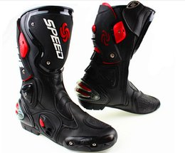 Wholesale Waterproof Motorcycle Boots for Men Dirt Bike Motocross Boots Adult Motorcycle Racing Shoes Men s Off Road Motorcycle Boots Adult Shoes Moto