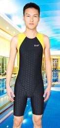 Wholesale Men and Women Leotards Swimsuit One piece Uniform Professional Swimwear Full body body wear for Man Tights Shark Skin Bathing suit