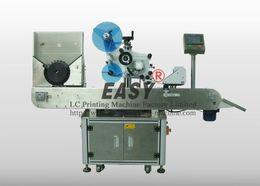 Wholesale Horizontal Adhesive Automatic Labeling Machine Pneumatic horizontal self adhesive automatic labeling machine Automatic labeling equipment