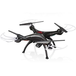 Wholesale SYMA X5SW FPV WIFI RC Drone Quadcopter With Camera Original X5C Upgrade MP GHZ Axis Real Time Toys OTH146