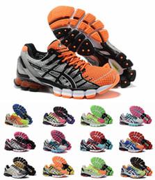 Wholesale Nuevo Color Asics kimse IV Zapatos corrientes por hombres de las mujeres en primer lugar evitar choque Deportes zapatillas Eur moda del mundo