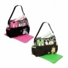 Wholesale Set Multifunctional Baby Diaper Nappy Bags Mummy Feeding Handbag Tote Bag Shoulder Bag MessengerBags