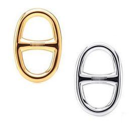 Gros-Livraison gratuite designer français de haut de gamme adaptés écharpe de soie à la main boucle ardillon en or 18 carats plaqué gros anneau de charme supplier wholesale scarves rings à partir de foulards gros anneaux fournisseurs