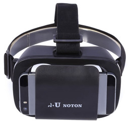Wholesale Brand New U VR D Glasses ABS Polarized D glasses Update for Ios Android inch Smartphone