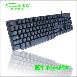 Wholesale-USB cable and mechanical professional game keyboard is suitable for any type of computer game keyboard mechanical keyboard