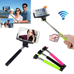 Meilleur stick bluetooth selfie à vendre-Meilleur Appareil Photo Numérique Monopied Extensible Handheld Bluetooth Remote Shutter Stick Selfie Stick Auto Selfie Pour Tous Téléphone et Caméra