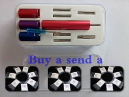 Wholesale Kuro coiier set heating wire diy tool boutique packaging in one buy one get one japan guide oil cotton diy electric hot wire DHL