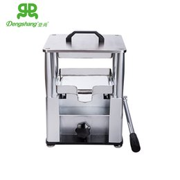 Wholesale New Manual hydraulic press Juicer lemon Juice Extractor Squeezer Machine
