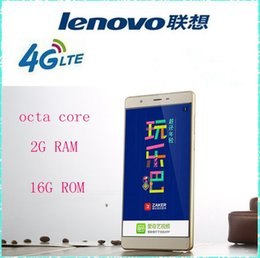 Wholesale New Copy unlocked lenovo P8 PLUS inch cell phone Octa Core Android cellphone GB RAM GB ROM Free led light gifts