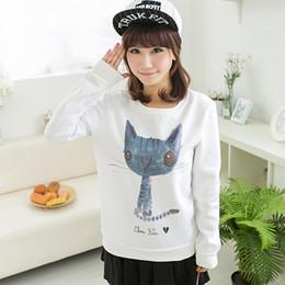 2015 Winter Harajuku Sweatshirt Women 3d Totoro Cartoon Print Sweatshirts Womens Hoodies Pullover Casual NZ006