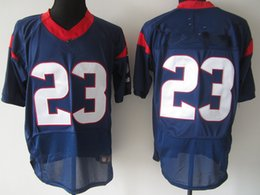 Wholesale Houston Arian Foster Jersey Texans jersey Houston Foster football jerseys size M XXXL mixed order