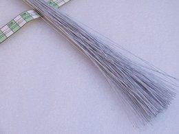 24gauge DIY flower crown white florist wire 120pieces