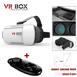 Wholesale Authorized Professional Google Cardboard Original xiaozhai Brand VR BOX Virtual Reality D Glasses for Phone Bluetooth Controller