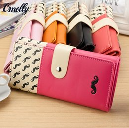 New Fashion Lady Wallets Leather Credit Card Tote Envelope Purse Clutch Bags For Women Wallets Purse