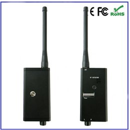 Wholesale Wireless RF Signal Detector Mobile Phone GSM Bug Detector Hidden Camera Signal Finder