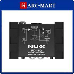 Wholesale NUX PDI G Guitar Direct Box for Guitar Bass Direct DI Box Bass Guitar EC794