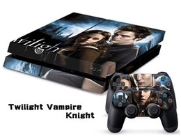 Twilight Vampire Knight DECAL SKIN PROTECTIVE STICKER for SONY PS4 CONSOLE CONTROLLER