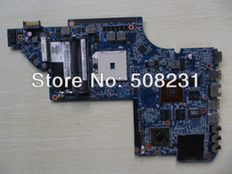 Wholesale for HP DV7 DV7 laptop Motherboard A70M HD6750 G Tested and guaranteed in good working condition