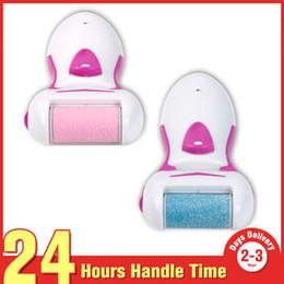 New Arrival Mini Foot File Roller Skin Peeling Massage Dead Skin Hard Skin Callus Remover Roller