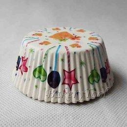 Wholesale jingle bells Christmas cupcake liners moldes fondant baking tools cupcake maker