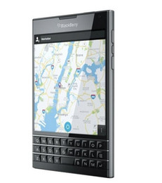 Original BlackBerry Passport Q30 4.5 inch BlackBerry OS 10.3 Mobile Phone 13.0MP WCDMA & GSM Network Bluetooth WIFI