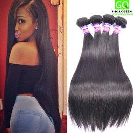 Wholesale Grade A Brazilian Human Hair Queen Hair Products High Quality Brazilian Straight Hair Weave Hot Beauty Products Brazilian Virgin Hair