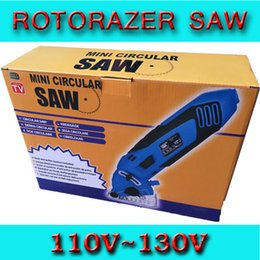 Wholesale ROTORAZER SAW Multifunction power tool Mini circular saw Versatile cutting SAW For wood metal granite marble tile brick