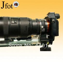 Compra Online A7s sony-EF-NEX AF de enfoque automático Anillo adaptador electrónico para lentes Canon EF EF / S para Sony Alpha A7 A7R Marco completo A7S