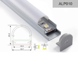 Wholesale 2015 Miroir New Led Lamp Sale Tira Aluminum Profile m For Ceiling Lighting With Removable Base Holder For Furniture ALP010
