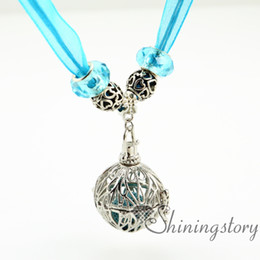 cone openwork essential oil diffuser necklace wholesale diffuser lockets aromatherapy jewelry wholesale aromatherapy lockets lockets necklac