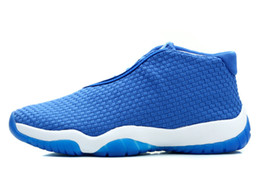 Wholesale Drop Shipping Accepted Air Future Glow Basketball Shoes Men Basketball Shoes Discount Sale New Sneakers