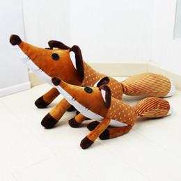 The Little Prince Le Petit Prince Plush Toy Fox Animals Dolls Soft Stuffed 20cm 40cm & 60cm Christams Gift For Children