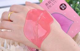 50pcs Pilaten Collagen Crystal Hyaluronic Acid Lip Masks Membrane Moisture White Essence Skin Face Care
