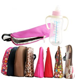 Wholesale High Quality Waterproof Diaper Bag Mummy bags Warmer Bady Wet Dry baby keep warm bottles bags Freeshipping
