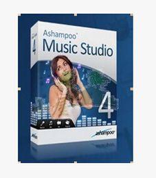 Wholesale Ashanti woman audio creation editing management tools Ashampoo Music Studio v4