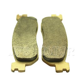 Wholesale Sintered Rear Brake Pads For Yamaha YZF1000 R1 YZF600 R6